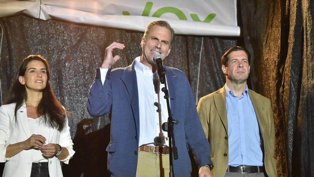 Vox presidirá algunas juntas de distrito de Madrid con la connivencia del PP