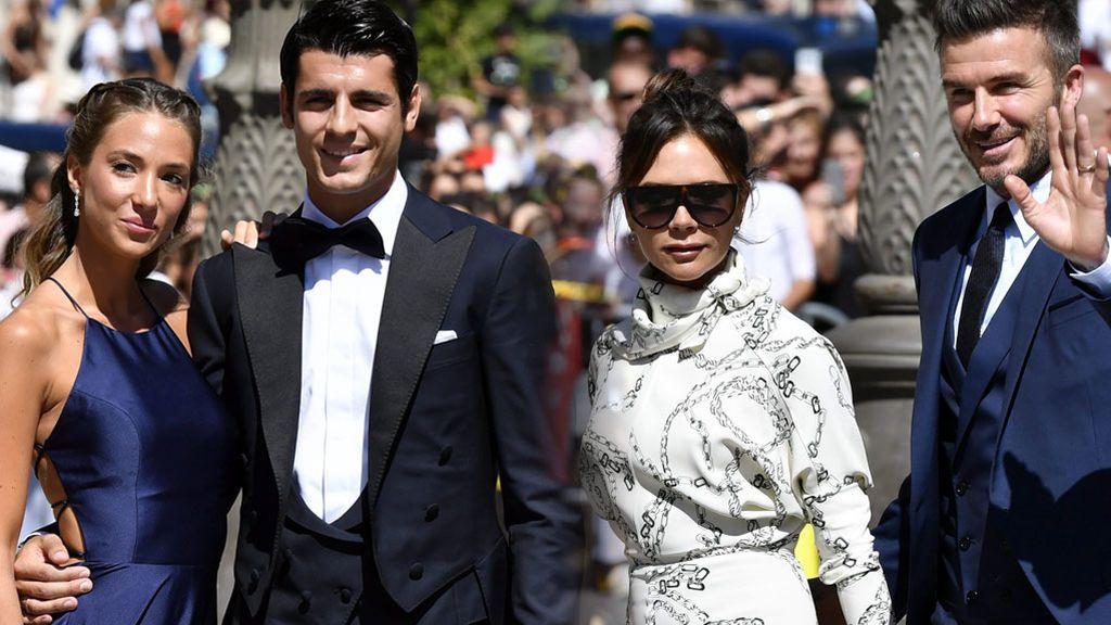 Todos los invitados a la boda de Pilar Rubio y Sergio Ramos, en fotos