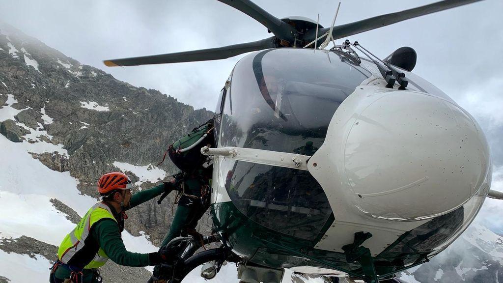 Muere un montañero tras caerse de 200 metros desde el Pico Balaitous en Panticosa, Huesca