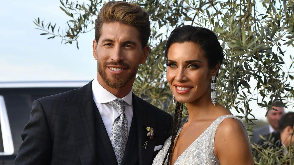 """Pilar Rubio y Sergio Ramos, al ver a sus hijos en su boda: """"Se nos han saltado las lágrimas"""""""