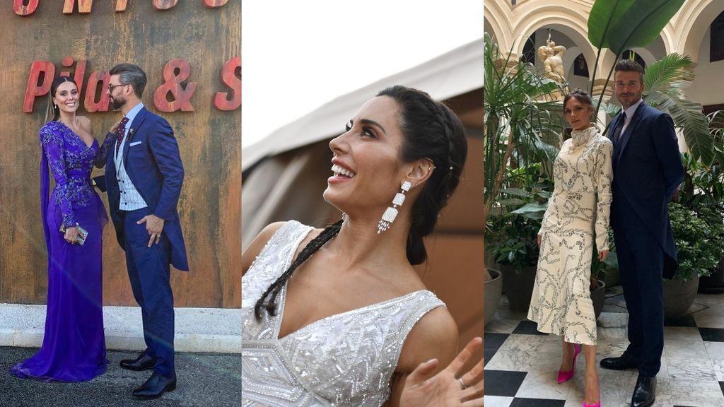 Los invitados en la boda de Sergio Ramos y Pilar Rubio sí tuvieron móviles: lo que nos han filtrado de la fiesta desde dentro