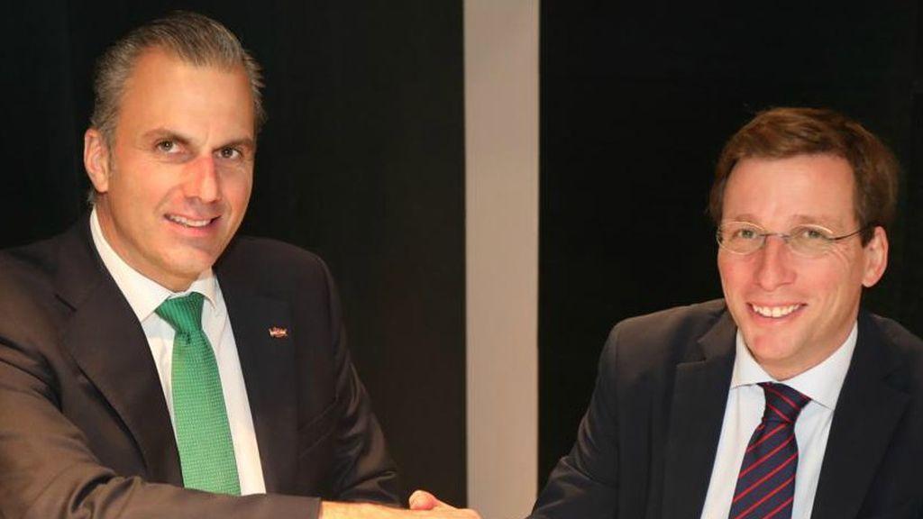 """VOX advierte el PP de Madrid: si no cumplen lo pactado """"serán los responsables de las consecuencias"""""""