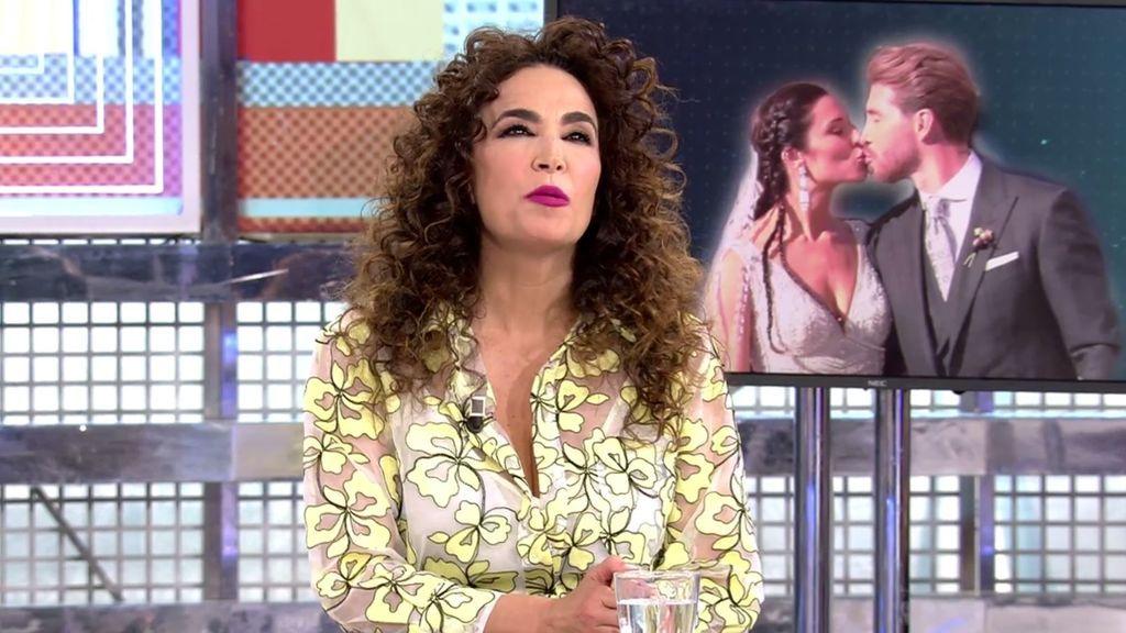 Cristina Rodríguez anuncia su boda en directo