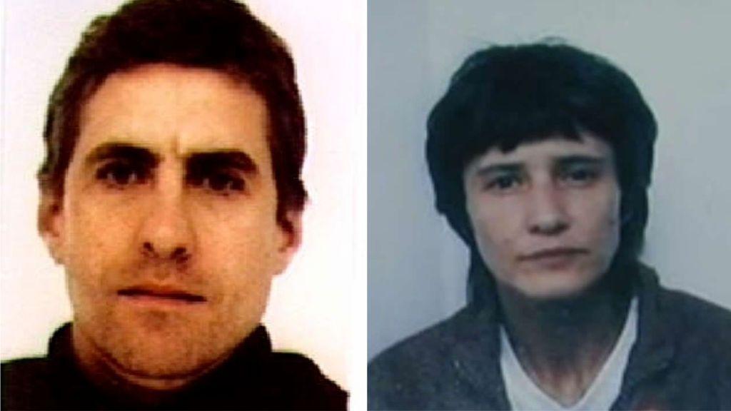 Detenidos los terroristas de Resistencia Galega Antón García y Asunción Losada, buscados desde 2006