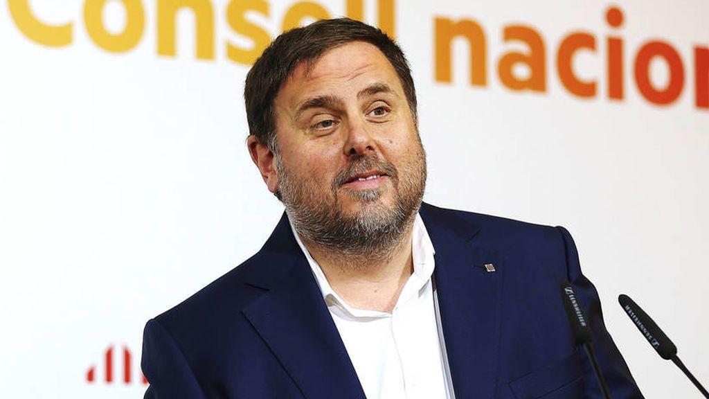 Junqueras no se resigna y recurre ante el Supremo para poder recoger el acta de eurodiputado