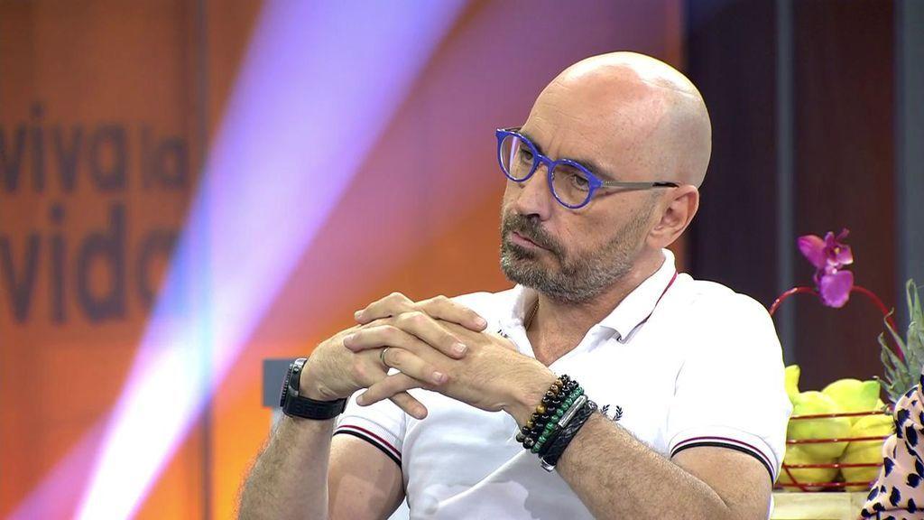 Diego Arrabal amenaza la boda de Belén Esteban