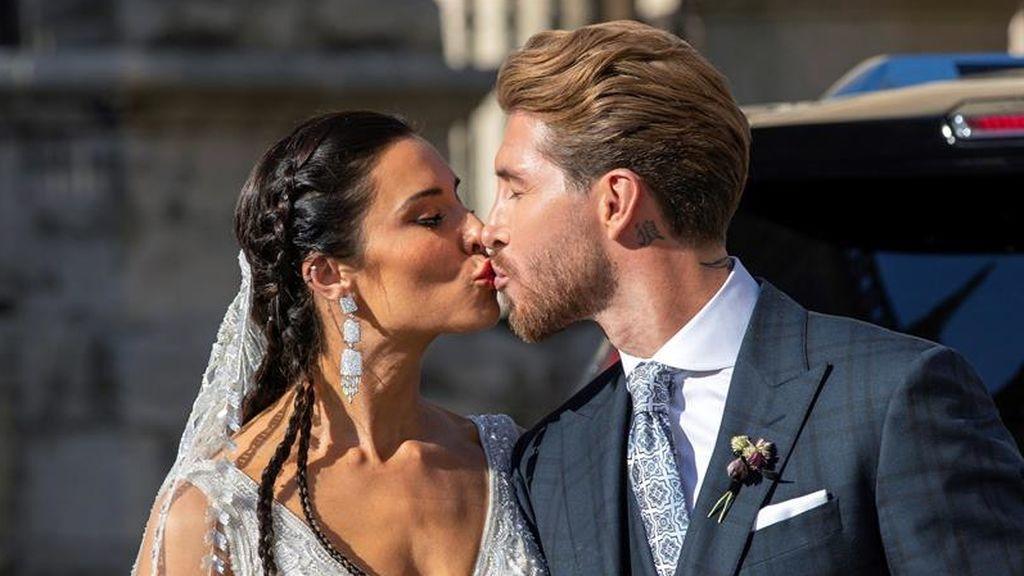Los memes que dejó la boda de Sergio Ramos y Pilar Rubio