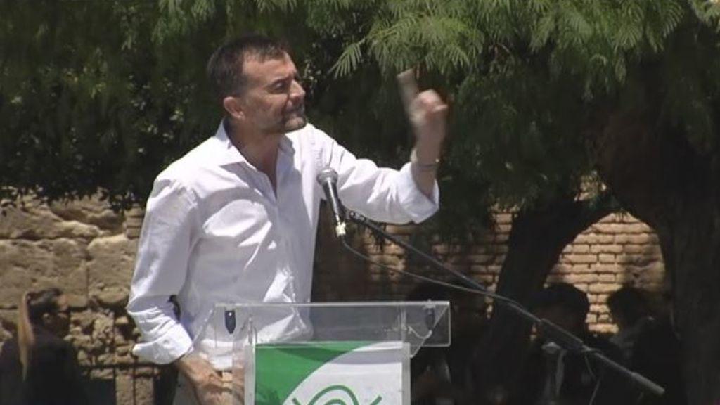 Antonio Maillo dimite como coordinador general de IU Andalucía