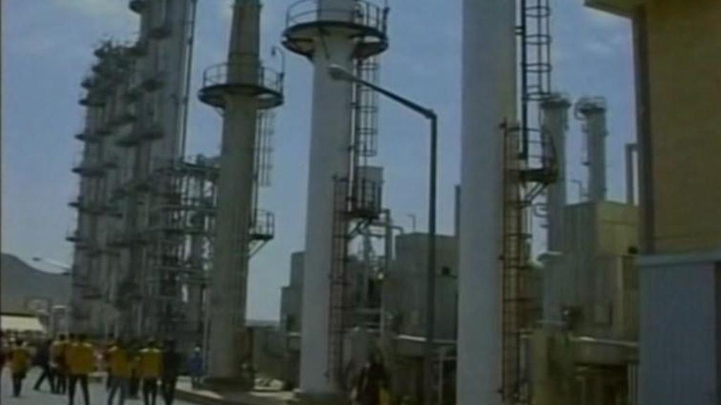 Irán superará en diez días el límite de almacenamiento de uranio