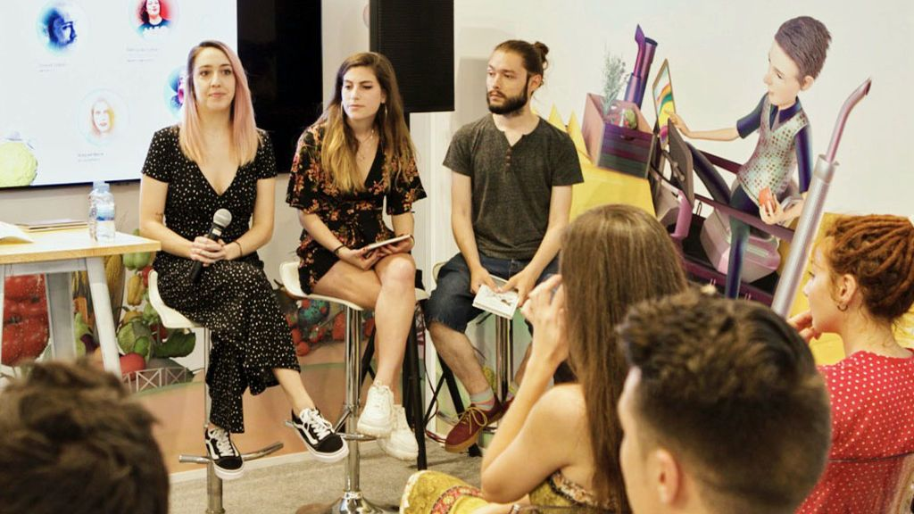 De la red al papel: la poesía nacida en Instagram arrasa en la Feria del Libro de Madrid