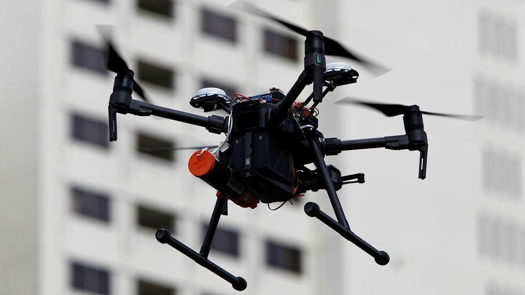 Los drones en la búsqueda de desaparecidos: una increíble herramienta que será aún mejor con el 5G