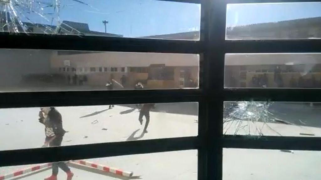 CSIF denuncia que cada día una funcionario de prisiones sufre una agresión