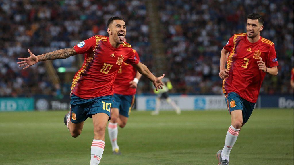 Lo que tiene que hacer España para clasificarse para la próxima ronda de la Euro Sub-21