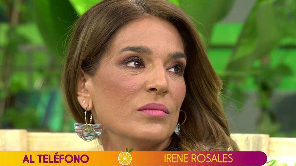 """Irene Rosales desmiente el embarazo de Raquel Bollo: """"Es totalmente falso"""""""