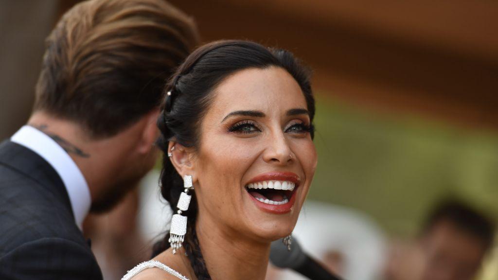 Para morirse de risa: el hilo viral que contó en tiempo real lo que pasó en la boda de Sergio Ramos y Pilar Rubio