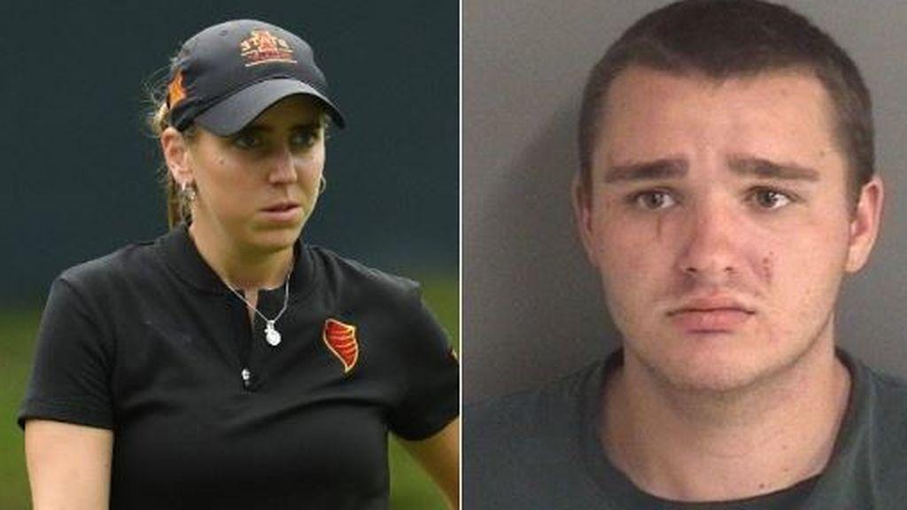 Cadena perpetua para el asesino de la golfista española Celia Barquín