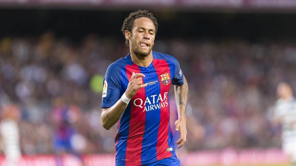 Bloquean 36 propiedades a Neymar por una deuda fiscal de 69 millones relacionada con su traspaso al Barça