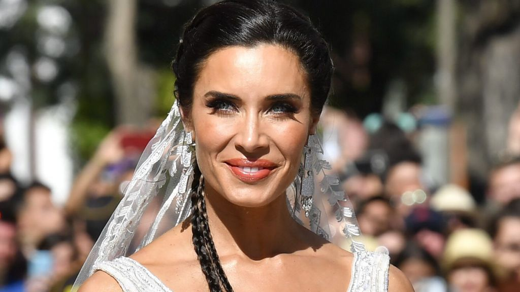 Saray Montoya puntúa el vestido de novia de Pilar Rubio