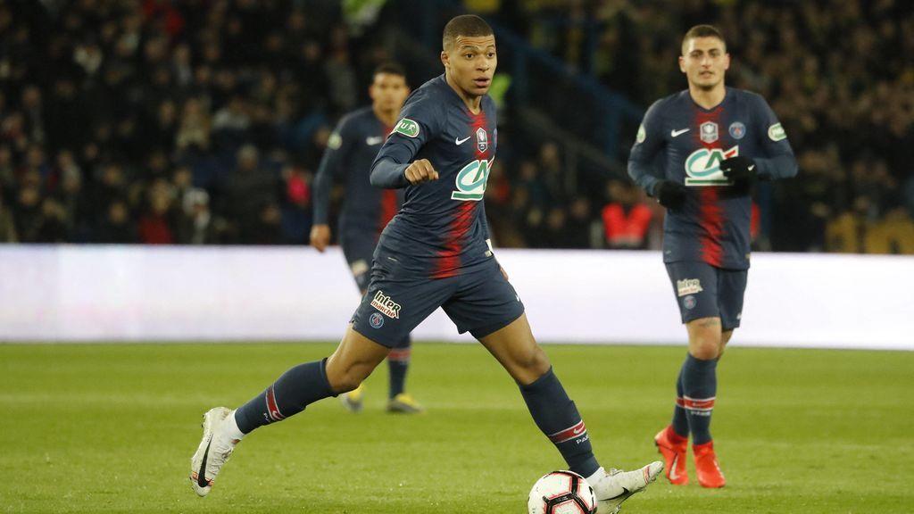 """Al-Khelaifi, presidente del PSG: """"Mbappé seguirá al 200% en el PSG, no le dejo marcharse ni loco"""""""
