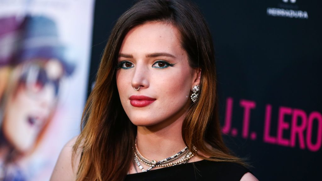 Stop Sextorsion: la actriz Bella Thorne decide publicar las fotos con las que la amenazaban