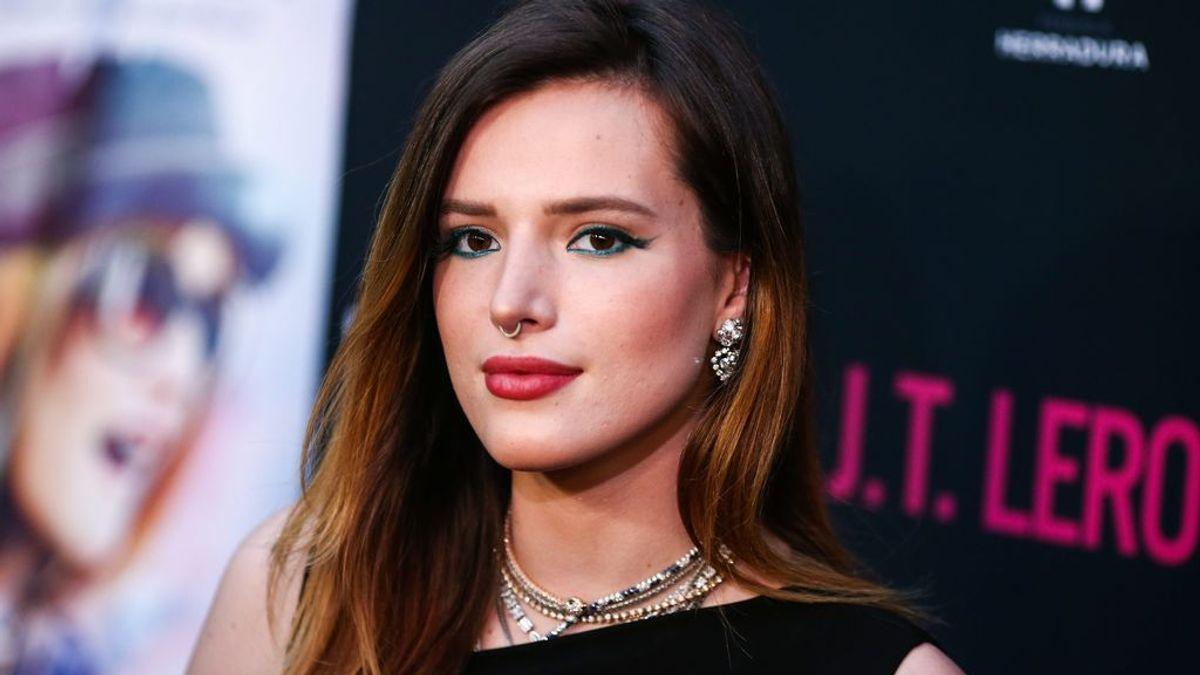 Stop Sextorsion: la actriz Bella Thorne decide publicar las fotos con las que la amenazaban