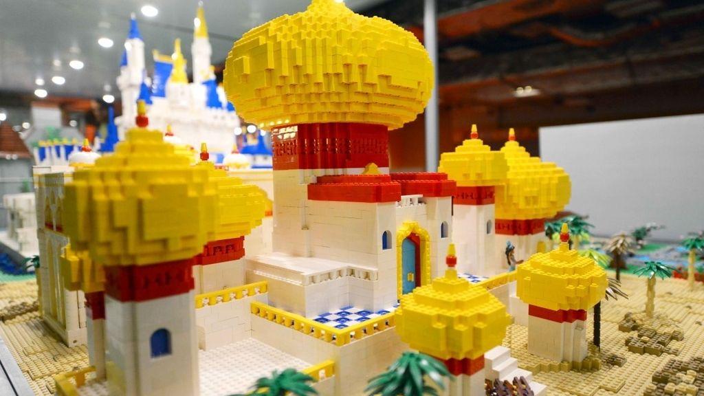 En la zona de cuentos, los visitantes podrán encontrar diferentes castillos de películas de Disney, entre otros