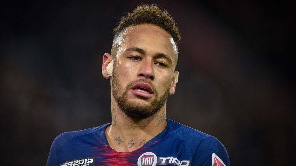 El PSG abre las puertas a Neymar, según L'Equipe