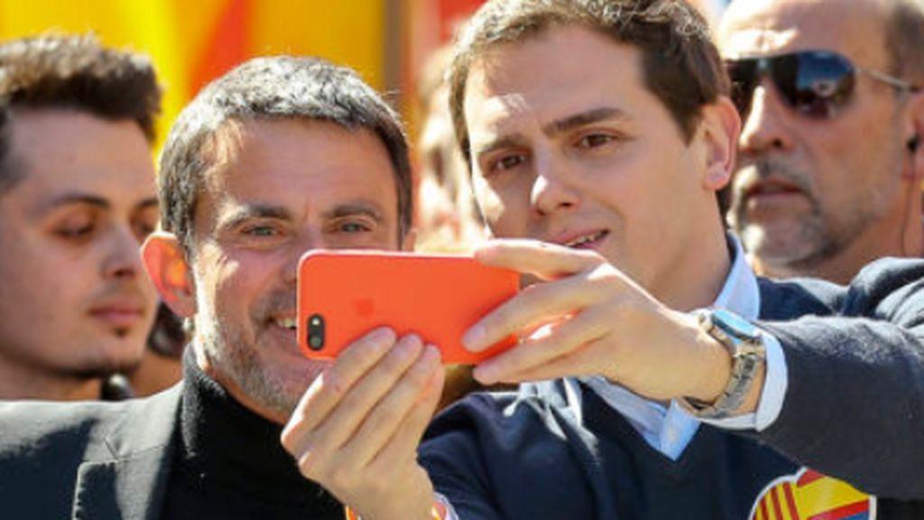 Arrimadas anuncia que Ciudadanos rompe con Vallsvsa