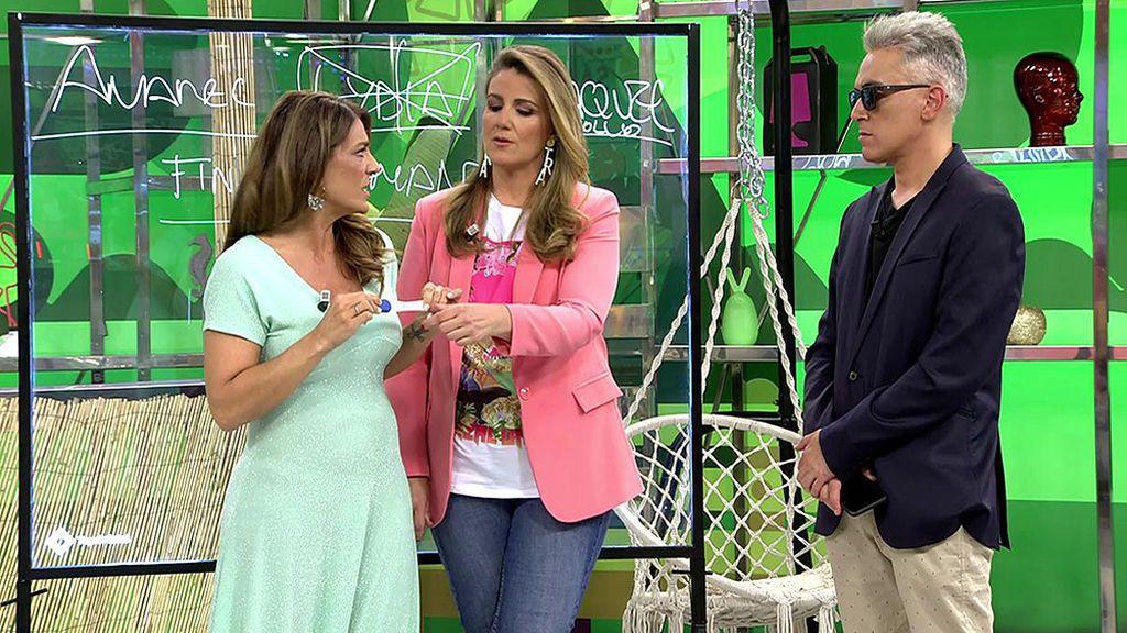 Raquel Bollo no quiere hacerse el test de embarazo