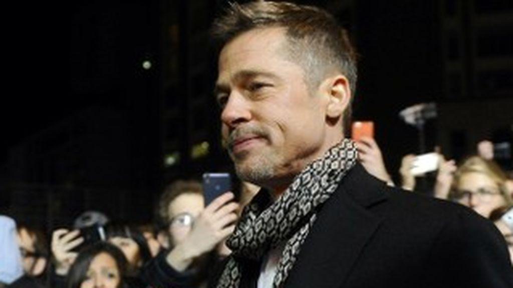 La infalible técnica de Brad Pitt para despistar a los 'paparazzi'