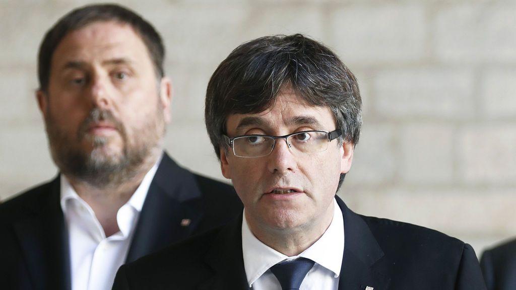 Los eurodiputados españoles citados este lunes ante la JEC para acatar la Constitución