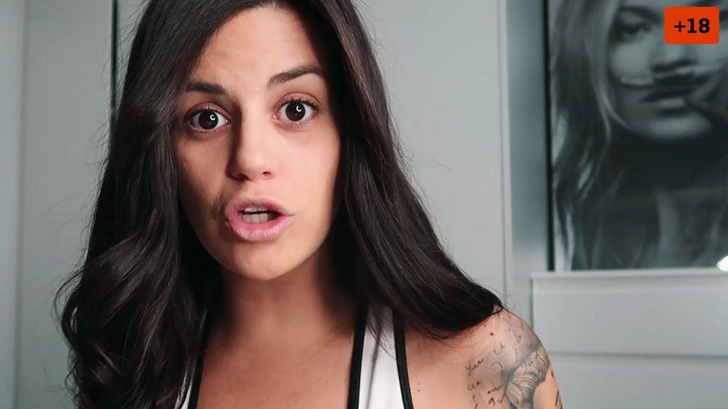 Lola Ortiz Myhyv Posa Desnuda Y Estalla Contra Las Críticas Mtmad