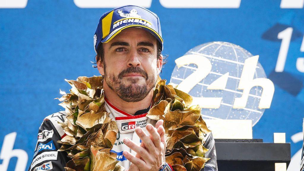 """Fernando Alonso abre las puertas a la Fórmula 1: """"Volvería si hay posibilidad de ganar"""""""