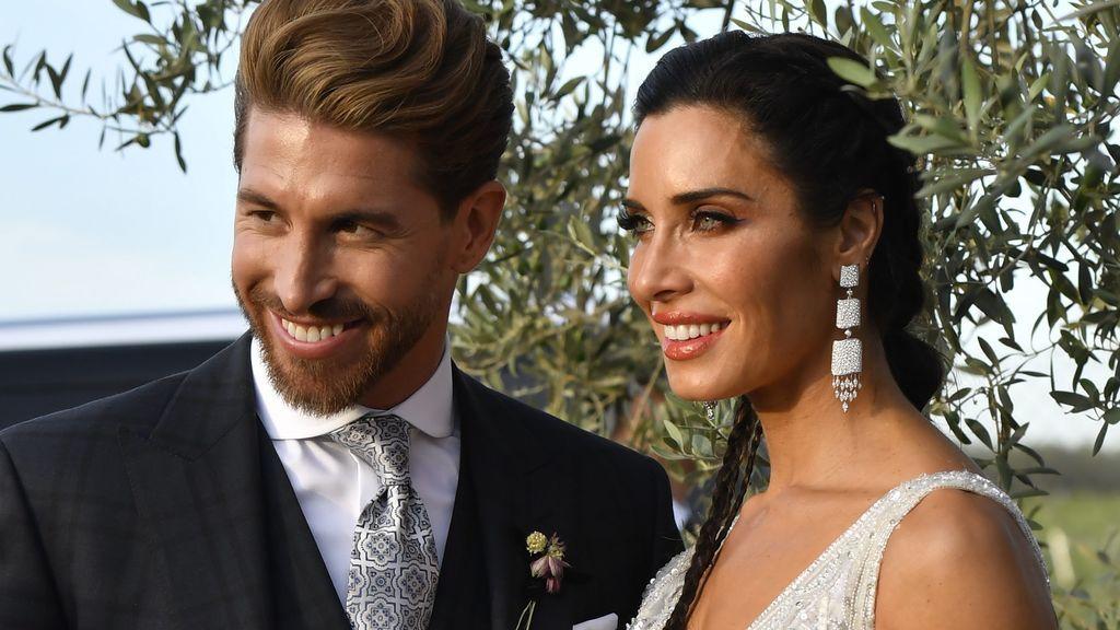 """Pilar Rubio y Sergio Ramos cuentan lo que sintieron el día de su boda: """"Nuestro sueño se hizo realidad"""""""