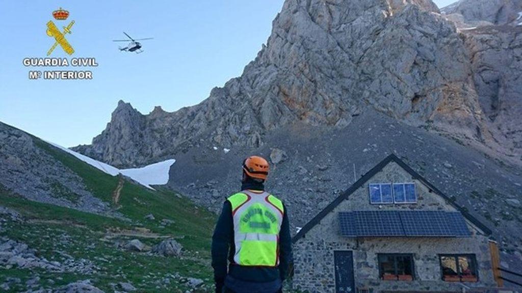 Buscan a un menor de 13 años en la vertiente leonesa de los Picos de Europa
