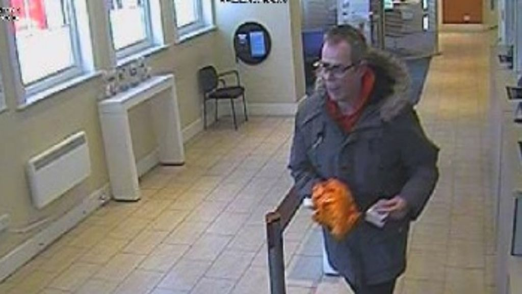 Roba un banco armado con un plátano para ir a la cárcel y evitar la indigencia
