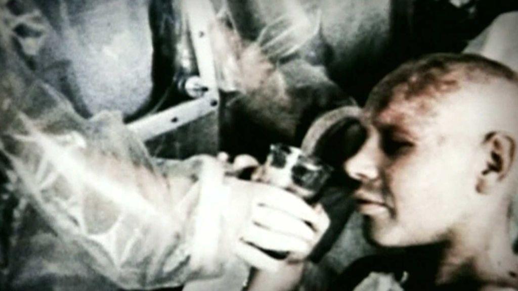 Descubrimos la única filmación tomada de los heridos por la radiación de 'Chernóbil