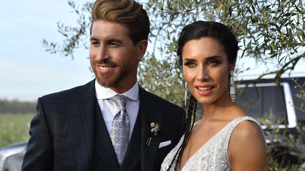"""El mensaje de Sergio Ramos tras la boda: """"Nuestro sueño se hizo realidad"""""""