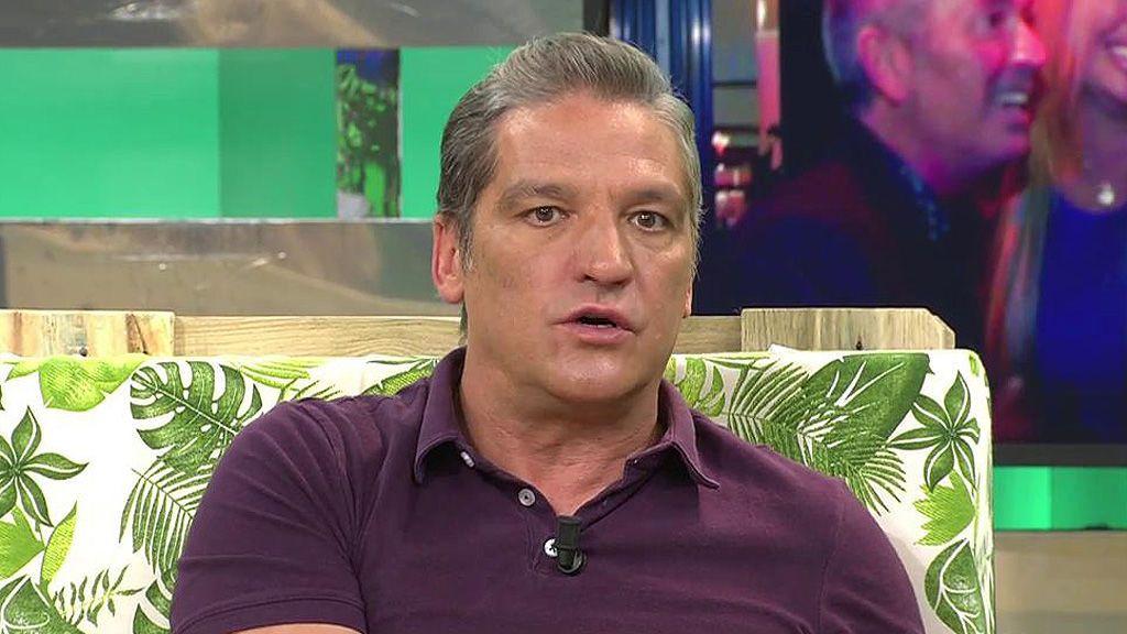 Gustavo González ya está divorciado pero no piensa en boda con María Lapiedra