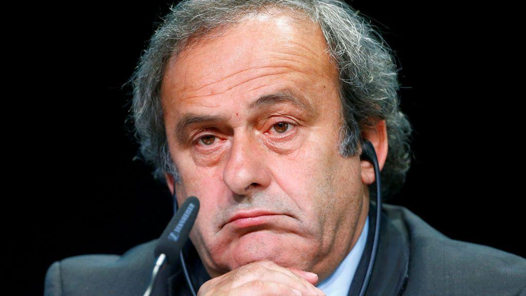 Michel Platini, detenido por supuesta corrupción para dar el Mundial 2022 a Catar