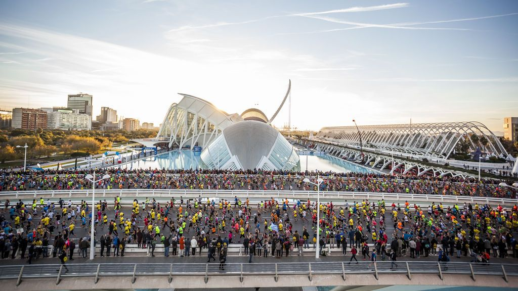 13 razones para correr Maratón Valencia