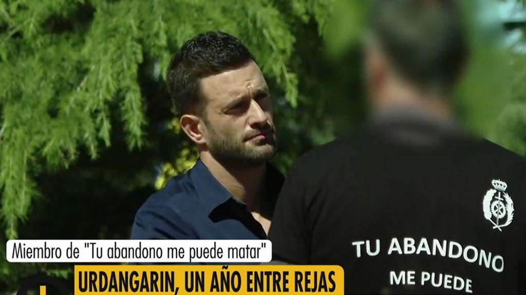 Urdangarin cumple un año de prisión: la infanta Cristina le visitó la semana