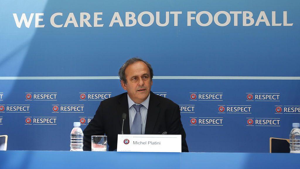 Detienen a Michel Platini, expresidente de la UEFA, por la adjudicación del Mundial 2022 a Catar