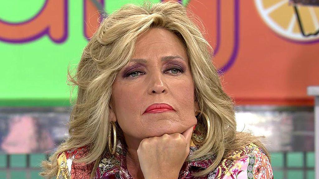 El gran disgusto de Lydia Lozano: sus compañeros desvelan parte de su estilismo para la boda de Belén Esteban