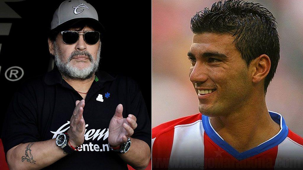 """El pésame de Maradona a la familia de Reyes 18 días después de su fallecimiento: """"Algún día nos vamos a volver a ver"""""""