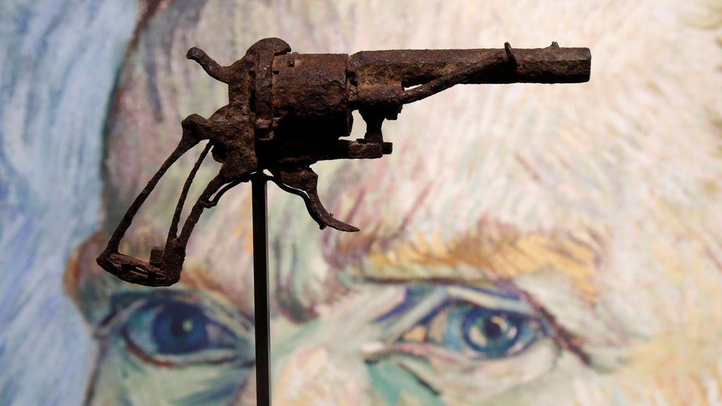 Pagan 162.500 euros por el arma que, supuestamente, acabó con la vida de Van Gogh