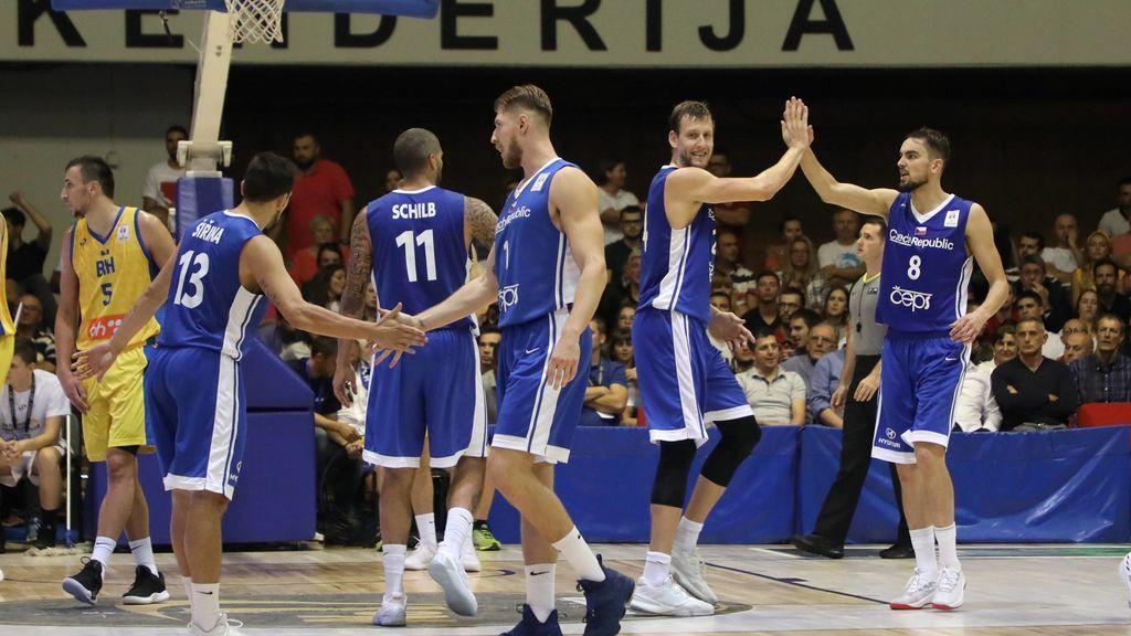 La República Checa anuncia su prelista para la Copa del Mundo FIBA con Satoransky y Vesely