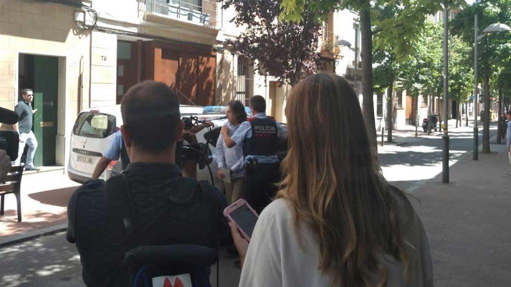 Detienen a la expareja y compañero de piso Mónica Borrás, desaparecida hace casi un año en Terrasa