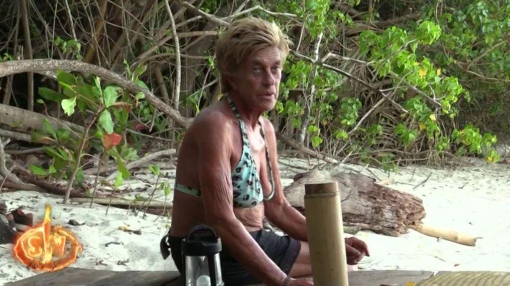 Chelo saca todo su carácter con Mahi y toma el 'timón' del Barco Varado