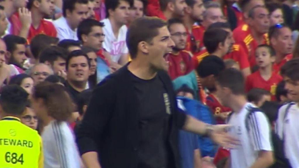 Luis Rubiales anuncia a Robert Moreno como el nuevo seleccionador español